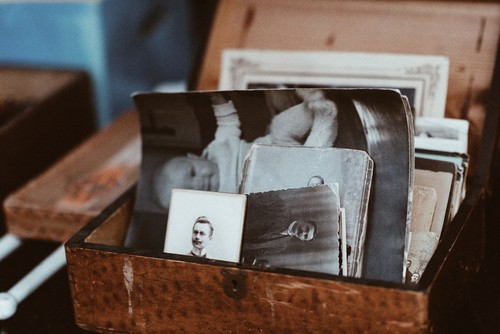 Great Home Project: How to Organize All Those Paper Photos