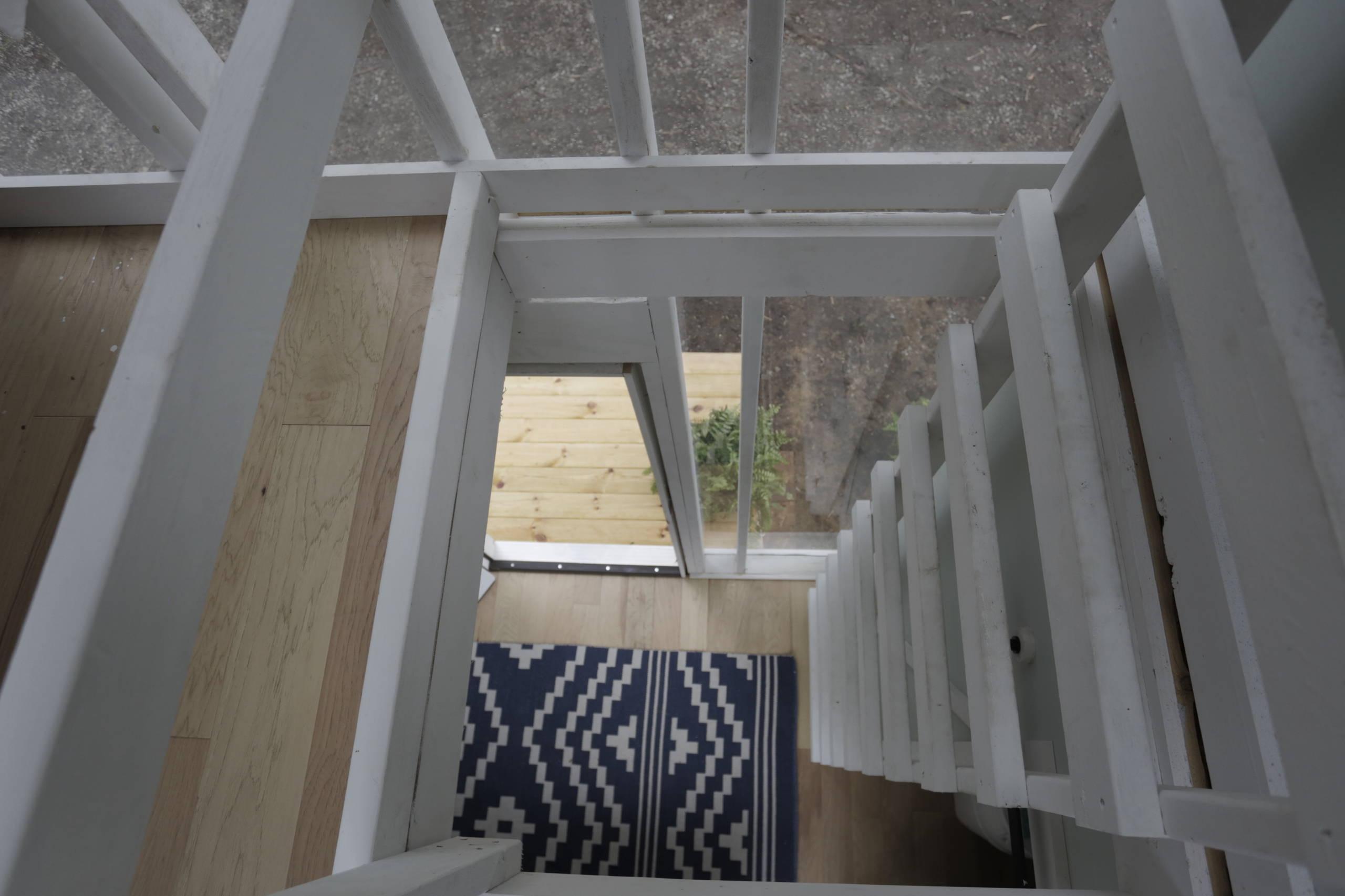 Tiny house A-frame