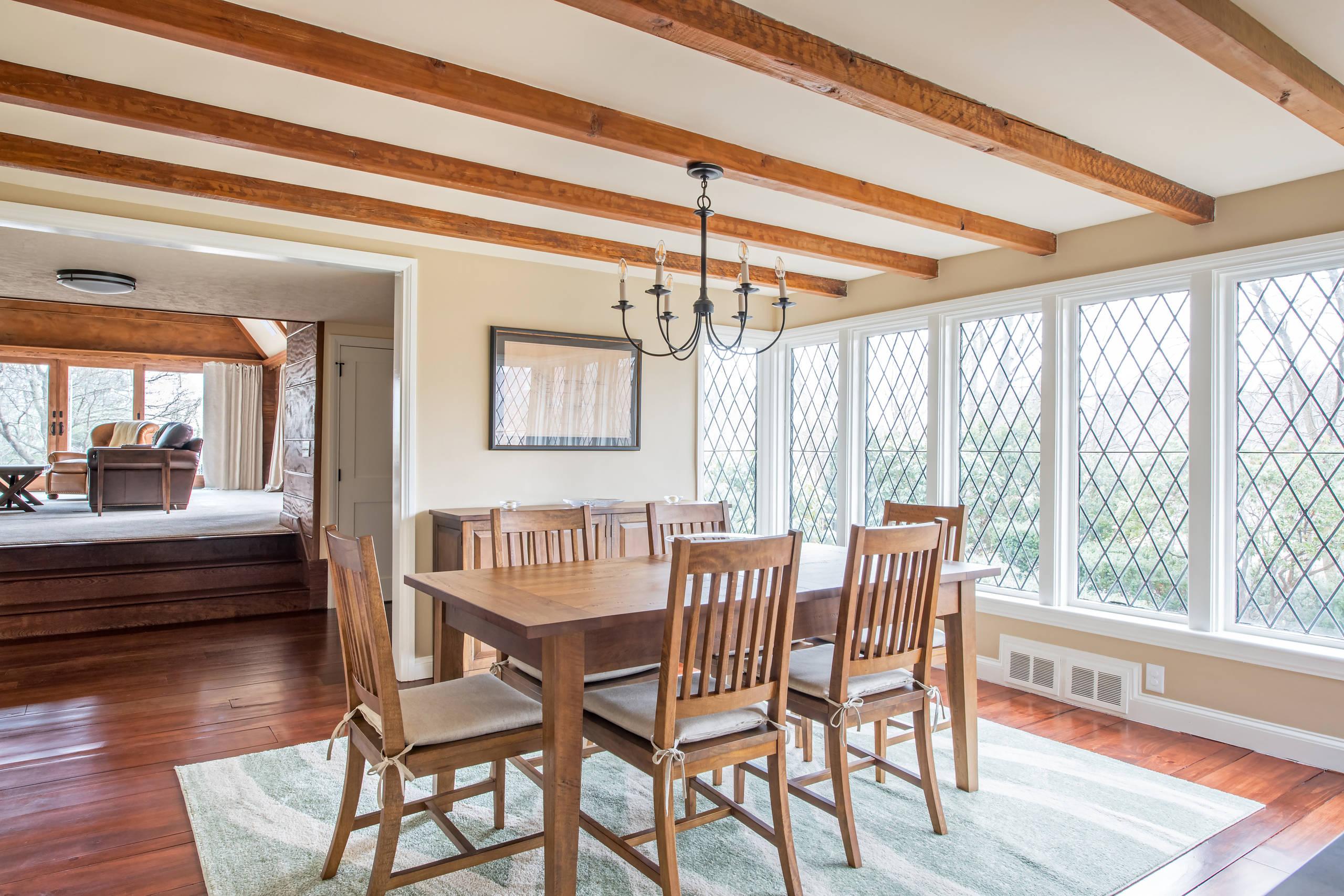 Tudor Interior Home Design