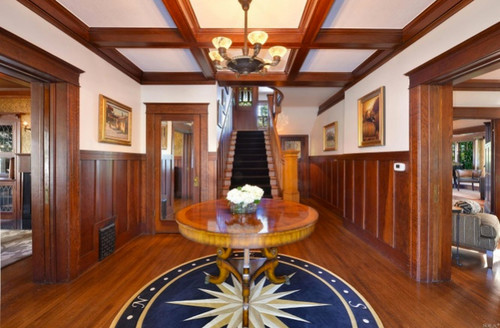 Ireko Has Just Completed The Interior Design Remodel Of The McDonald Estate  In Santa Rosa, CA. This Property Has Quite A History Read More At ...