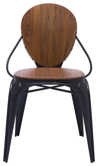Bastille Chair, Black