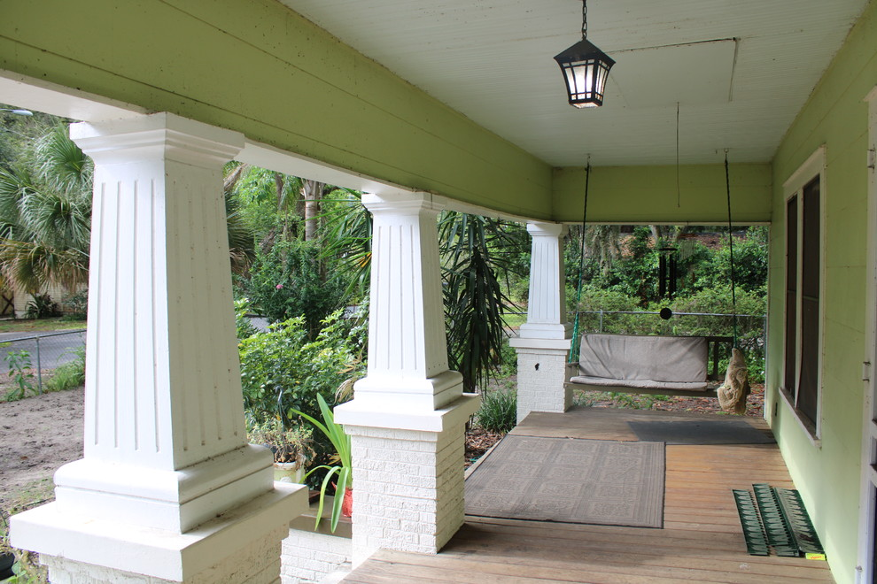 Tampa Porch and Deck Construction