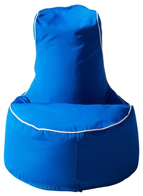 Prime Outdoor Indoor Sunbrella Adult Bean Bag Chair Pacific Blue Frankydiablos Diy Chair Ideas Frankydiabloscom