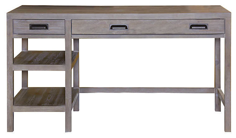 Parsons Desk By Hammary Farmhouse Desks And Hutches By