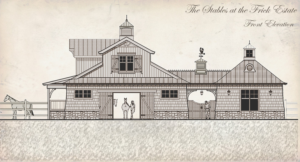 The Historic Frick Estate, Alpine NJ