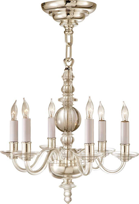 Mini George II Chandelier traditional chandeliers