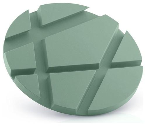 Eva Solo Smart Mat Trivet/Tablet Holder, Granite Green
