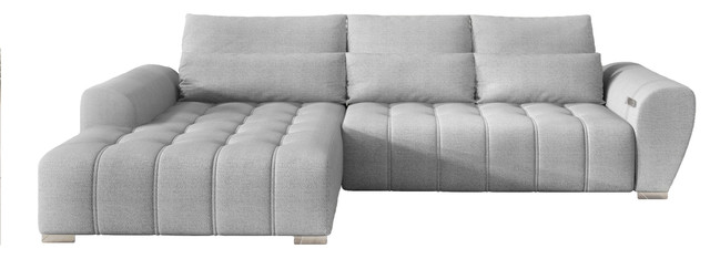 BRAVEN Sleeper Sectional - Contemporary - Sleeper Sofas - by MAXIMAHOUSE