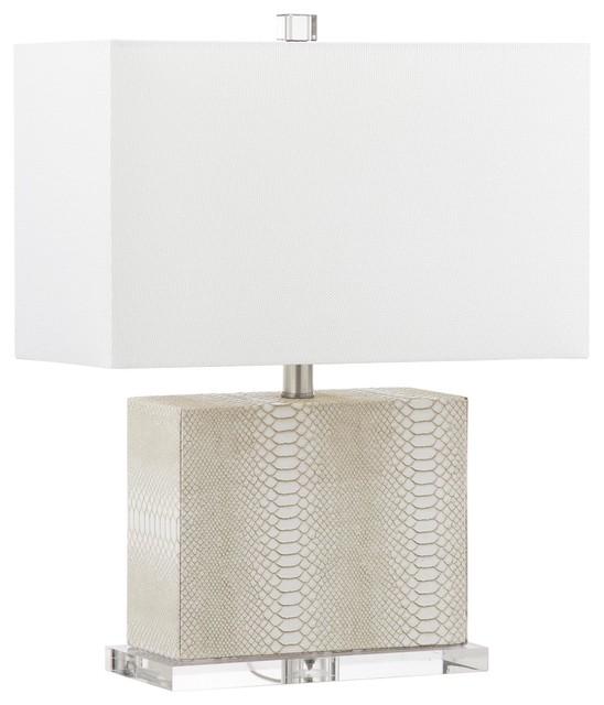 Safavieh Delia 205 Inch High Table Lamp
