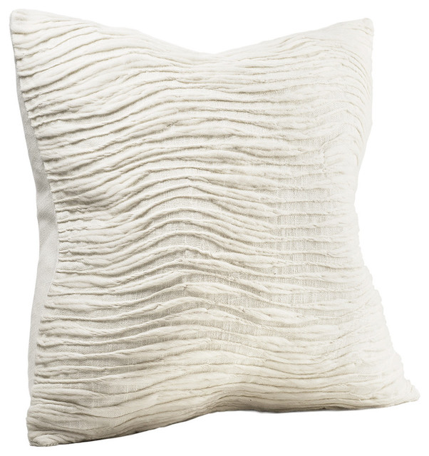 Decorative Pillows Feather : Belin Wool Feather Pillow - Decorative Pillows - by Chauran
