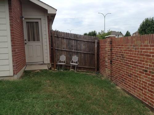 Need budget-friendly patio ideas for uneven backyard! on Unlevel Backyard Ideas id=91827