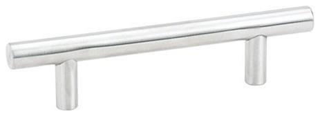 Emtek 12 Inch Stainless Steel Drawer Pull.