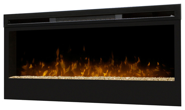 Dimplex Blf50 50-Inch Synergy Linear Wall Mount Electric Fireplace.
