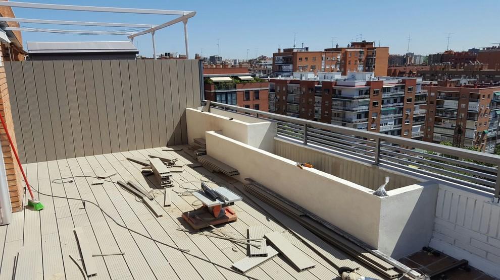 En ejecución, Ático en el centro de Madrid