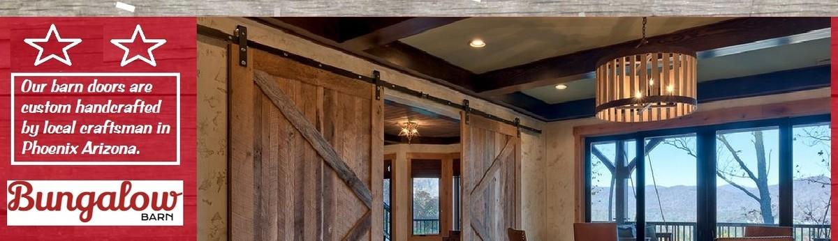 Bungalow Barn Doors Phoenix Az Us 85003