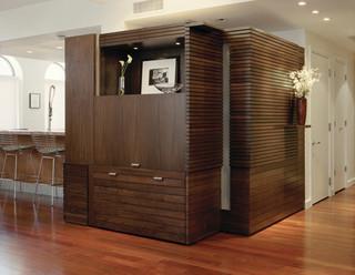 Min | Day modern living room