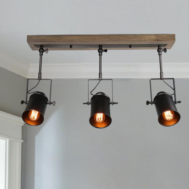 Ceiling Track Lighting Spotlights