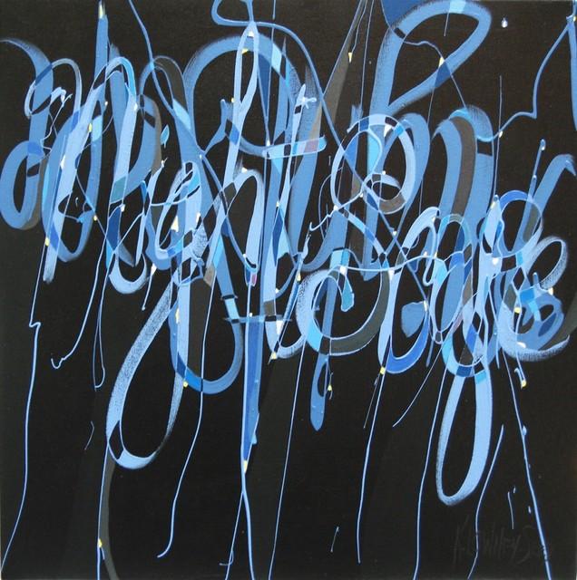 Nightscape Original Art Contemporary Paintings By Zatista