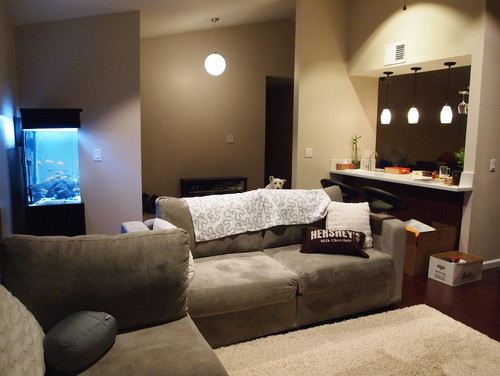How To Arrange Module Couch Sactionals In L Shaped