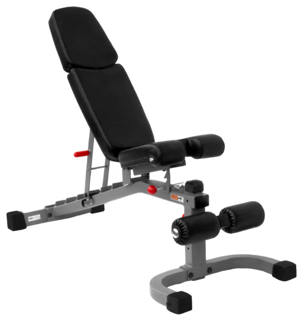 Xmark fid flat incline decline weight bench contemporary home