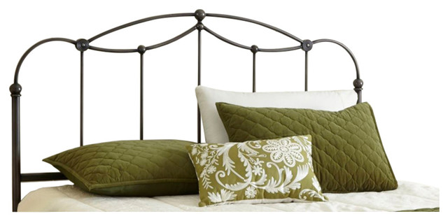 Fbg Affinity Headboard Panel, Blackened Taupe, Queen, B12275.