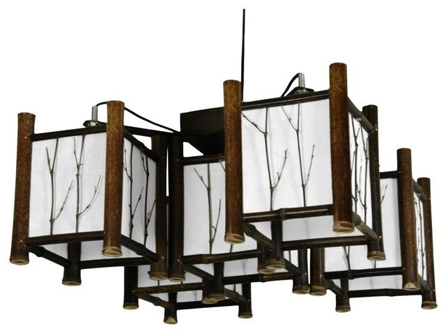 Watashi Anese Hanging Lantern Asian Pendant Lighting By Oriental Furniture