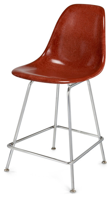 Case Study H Base 25 Quot Counter Base With Side Shell Chair