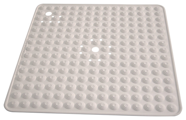 Shower Mat Without Suction Cups For Reglazed Surface