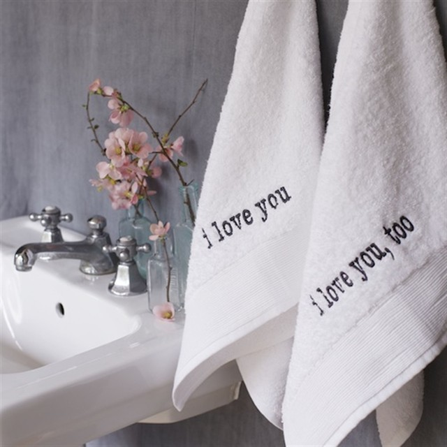 Lovey Dovey Hand Towel Set