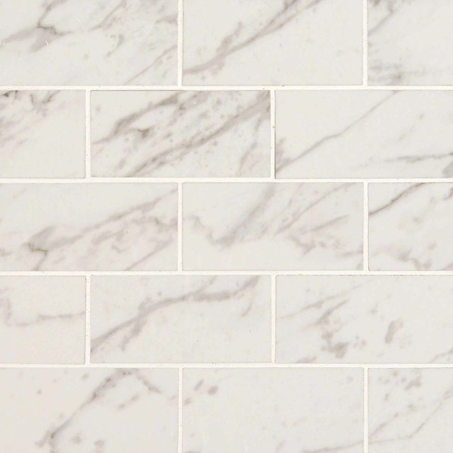 Pietra porcelain tile polished 2x4 modern wall and floor tile