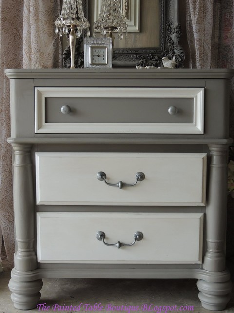 Painted Nightstands