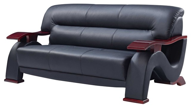Global Furniture Sofa Black