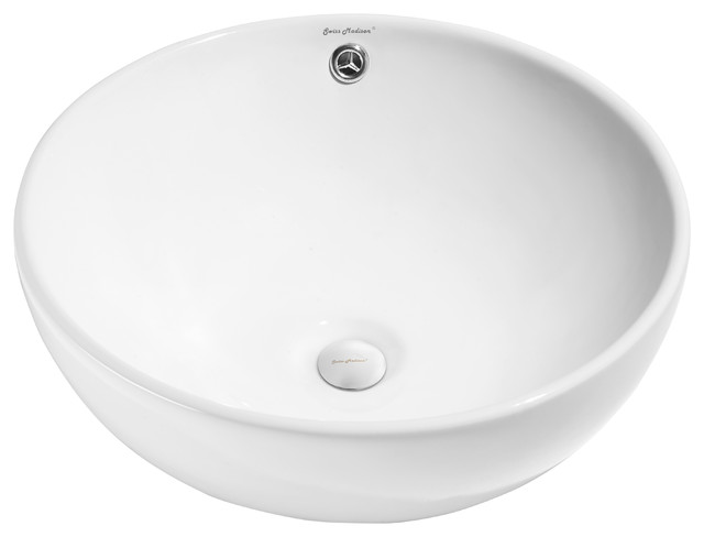 Sublime Round Vessel Sink.