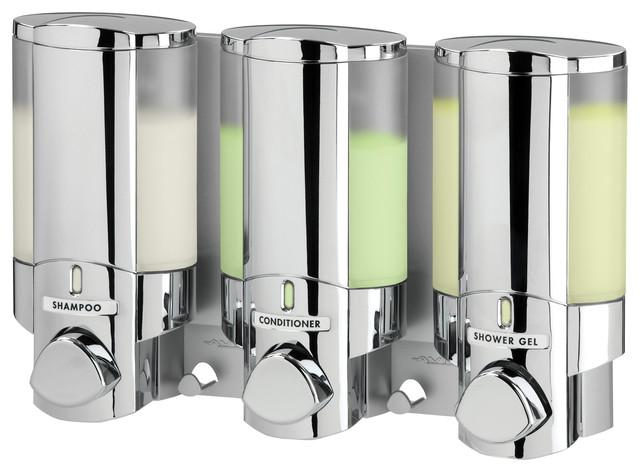 AVIVA 3-Shower Dispenser