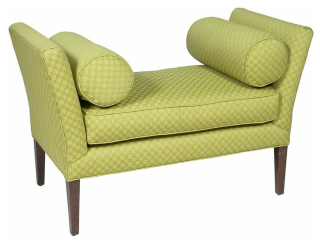 Custom Made Lime Green Bench   $1,995 Est. Retail   $735 On