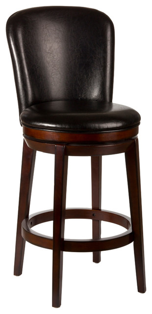 Victoria Swivel Counter Stool Transitional Bar Stools