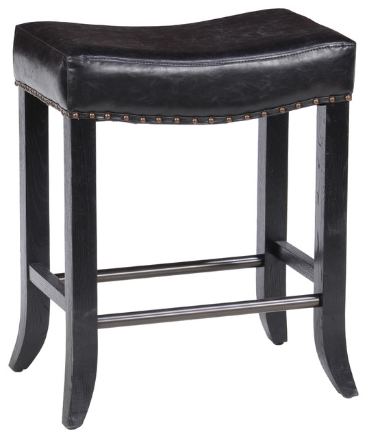 Varville Backless Counter Stool Transitional Bar