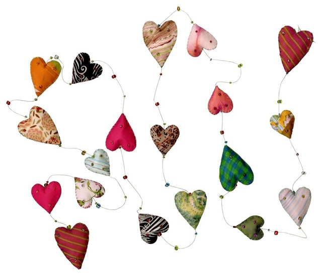 Dosa Garland Of Hearts.
