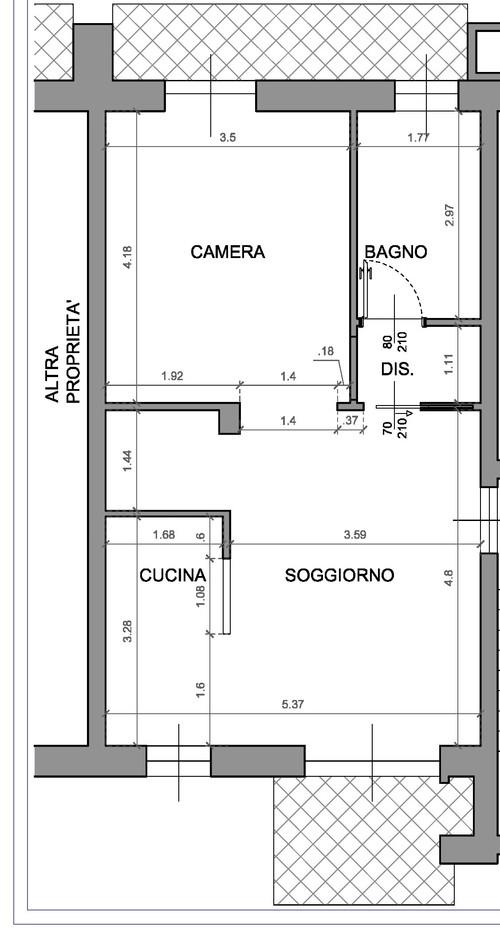Bagno piccolo progetto trendy per ottimizzare with bagno for Rimodellare i piani per la casa in stile ranch