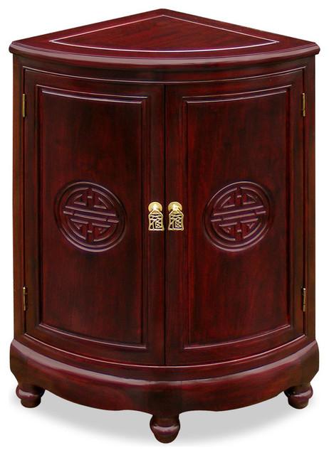 China Furniture and Arts Rosewood Longevity Design Corner ...