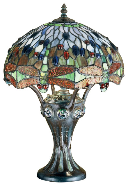 Meyda Tiffany Animals Table Lamp Undefined Victorian Lamps