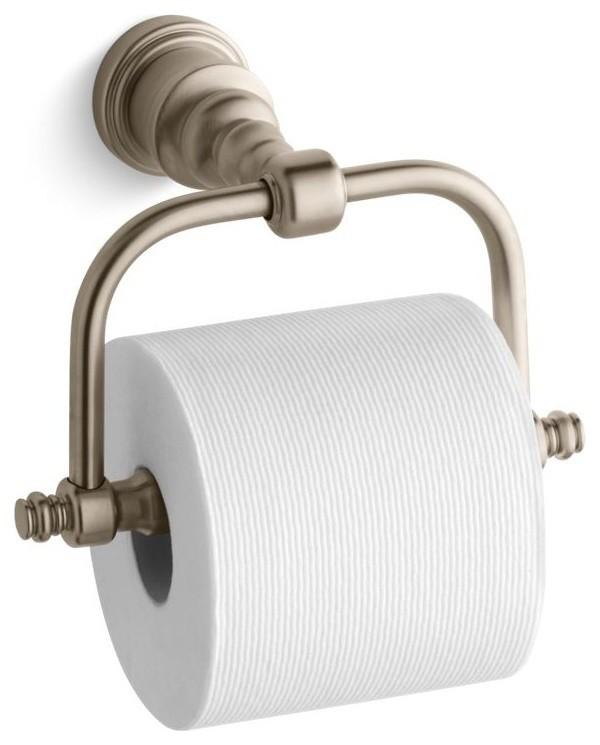 Br Horizontal Toilet Tissue Holder