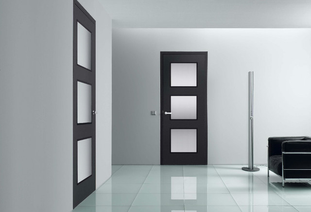 Modern Interior Glass Doors modern interior door. zamp.co