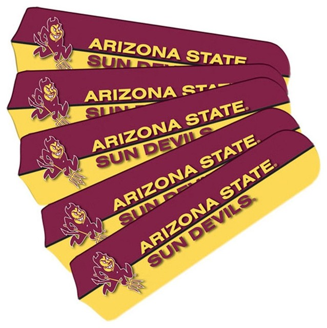 Arizona State Sun Devils 21 Quot Ceiling Fan Replacement Blade