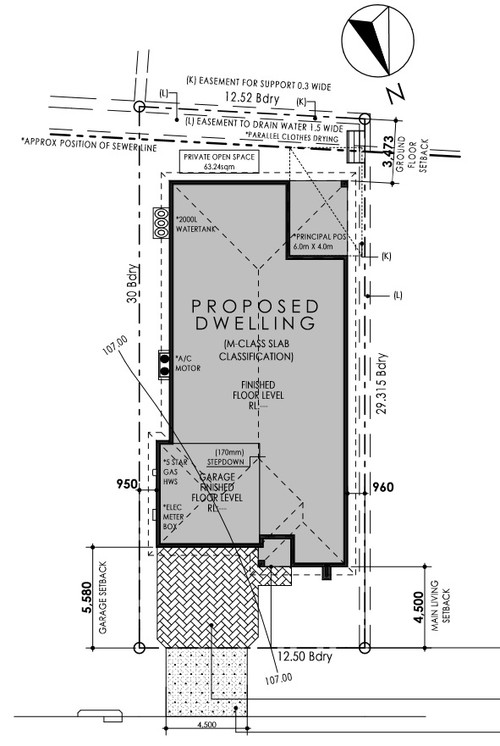 Need help with laundry and bed4 study floor plan for Laundry external doors