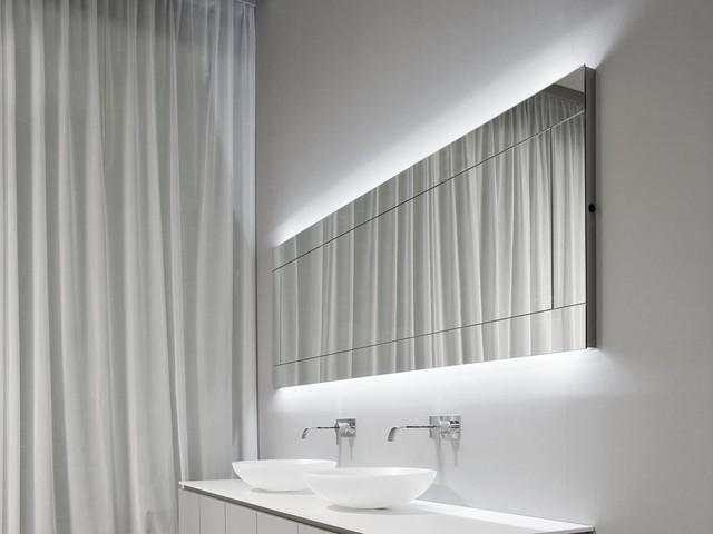 Amazing Miami Designer Swarovski Bathroom Mirror  Main Image
