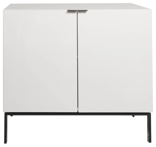 Riva 2-Door Cabinet - Contemporary - Buffets And Sideboards - by Orient Express Furniture