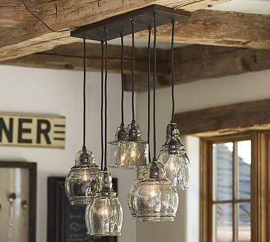 Pb paxton pendant can the length of each light cord be shortened mozeypictures Gallery