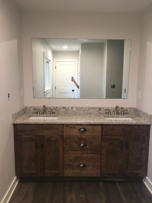 Vanity light height and mirror height aloadofball Images
