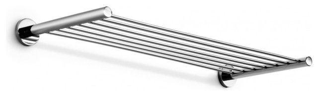 Picola Towel Shelf In Chromed Br 23 6